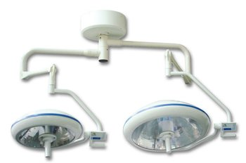 double-headed lights surgical shadowless light