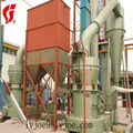 Complete gypsum powder production line / gypsum grinding equipment
