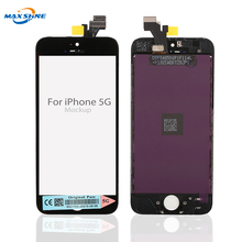 maxshine lcd Wholesale replacement lcd screen for apple iphone 5 5g