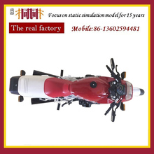 cheap metal handmade mini antique toy motorcycle model
