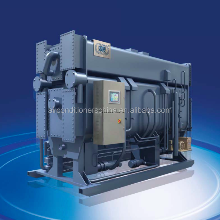 Hot Water Lithium Bromide chillers
