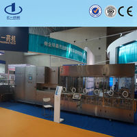 Small vial ampoule washing Sterilizing filling capping production machine