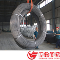 supply railway sleeper used prestressed concrete pc wire factory