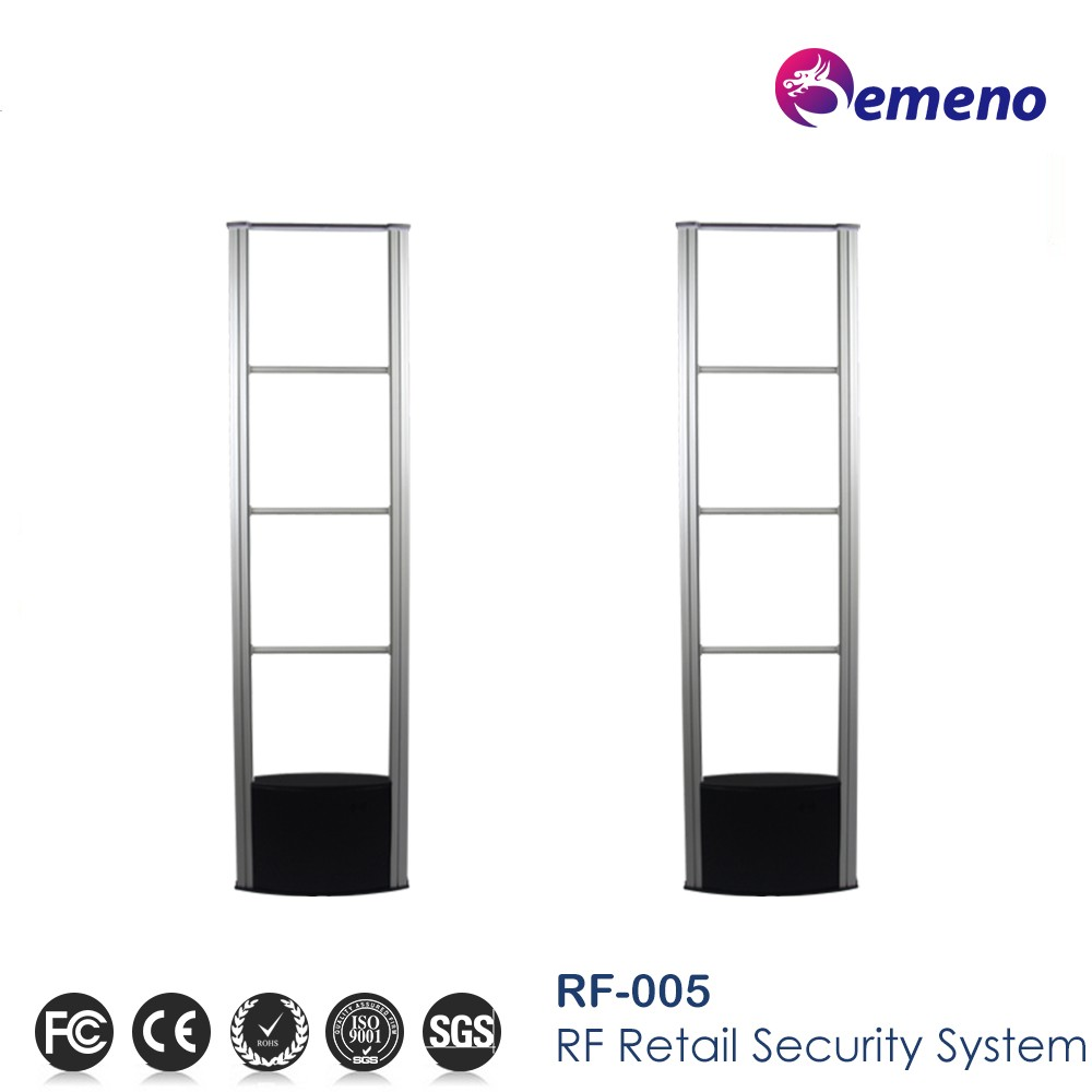 Eas Rf Jammer Eas Alarm System Eas Antenna Anti Theft System For Clothing Store