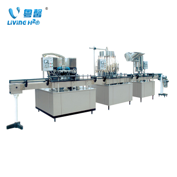 Automatic PET bottled mineral pure water production line plant