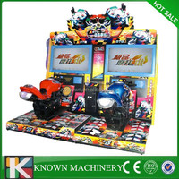 Popular indoor amusement tt motorcycle game machine,motorcycle racing simulator