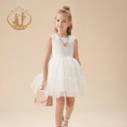Shipping Cost Can Be Discuss Lovely Baby Sleeveless Princess Party Dress Spring & Summer Flower Girls Party Dresses