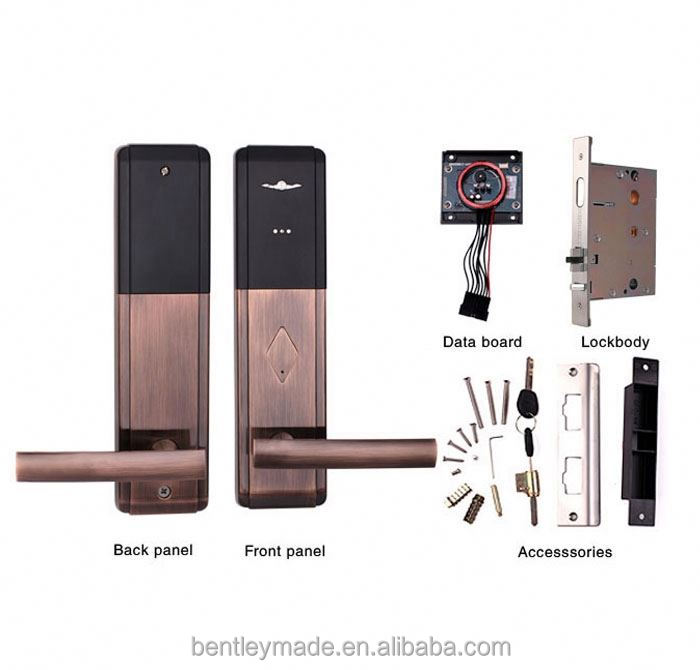 automatic door locks for business