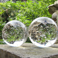 Fascinating Water Fountain Glass Bubble Ball