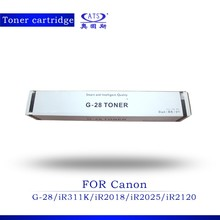 copier parts compatible toner cartridge NPG-28 for use in Canon IR2016