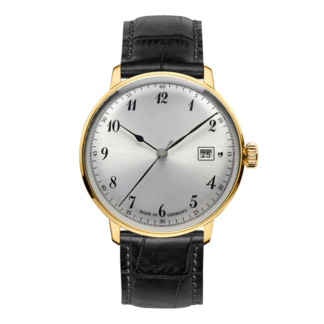 New Casual Digital Sports Brand Wrist Watches Men, Bead Leather Straps Fashion Electronic Clock Men Watch