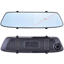 1080p Hd Mirror Camera Supper Night Vison Dash Cam Starlight Vision Reverse Sport Action Special Rearview South Korea Car Dvr