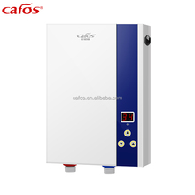 Lower power for bathroom and kitchen instant water heater