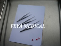 FY-A007-034 Orthopedic Instrument Surgical Forceps Tweezers for Clinic