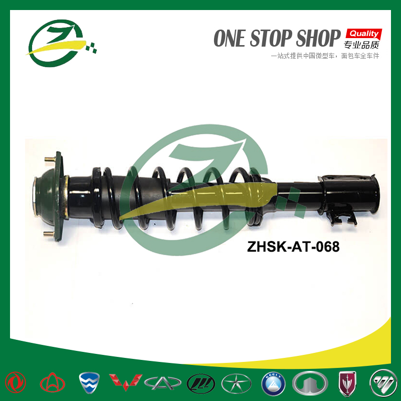 Car suspenstion parts shock absorber with spring for suzuki alto maruti 800 suzuki auto spare parts