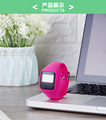 New design multifuctional smart pedometer watch step counter