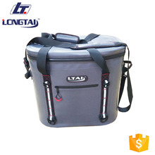 Waterproof 35 Liters Soft Pack Cooler Bags Outdoor Insulated Thermal Ice Bags