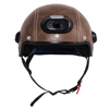 Leather Airwheel C6 electric bicycle safety helmet for skydiving music player