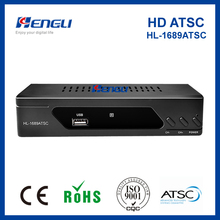 2017 new products America and Mexico atsc tv transmitter hdtv receiver atsc