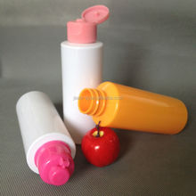new products customrized multicolor 100ml HDPE plastic water spray/pump/fill cap bottle foracne skin care