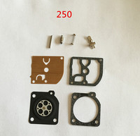 carburetor Diaphragm,Chainsaw carburetor gasket ring, engine parts,carburetor repair kit MP250