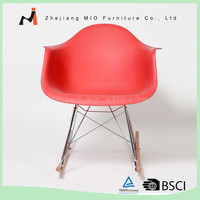 Professional made stackable outdoor rocking chair