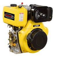 KAMAX 10hp DIESEL ENGINE SERIES
