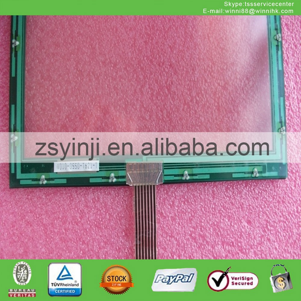 N010-0550-T613 10.4'' 7 wires,touchpad ,trackpad,touch panel