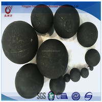 High chrome alloyed casting grinding ball with difference size