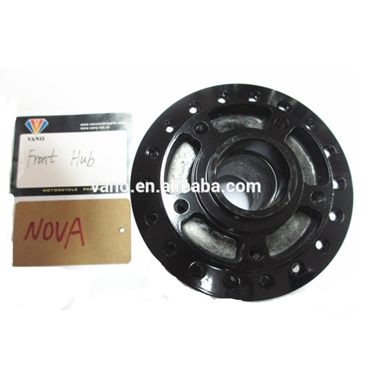 top quality aluminum alloy NOVA motorcycle front wheel hub