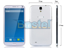 N9200+ MTK6592 octa core,1.7GHz ROM 16GB 6.5 inch big IPS touch screen Android 4.2 dual sim card mobile phone