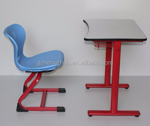 Plastic Folding Preschool Table and Chair Set for Kids Study