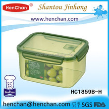 2016 high quality food grade sealed air lock container