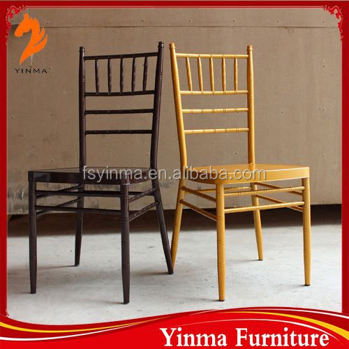 YINMA Hot Sale factory price round back chair cover