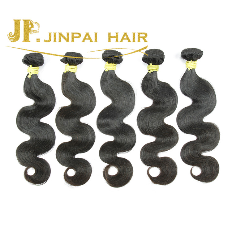 JP Hair Grade 8A Peerless Price For Brazilian Hair Weft For Black Women