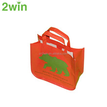 Top Quality Eco-Friendly Fashion Eco Pp Woven Shopping Bags