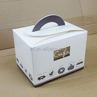 cardboard cake boxes bakery boxes