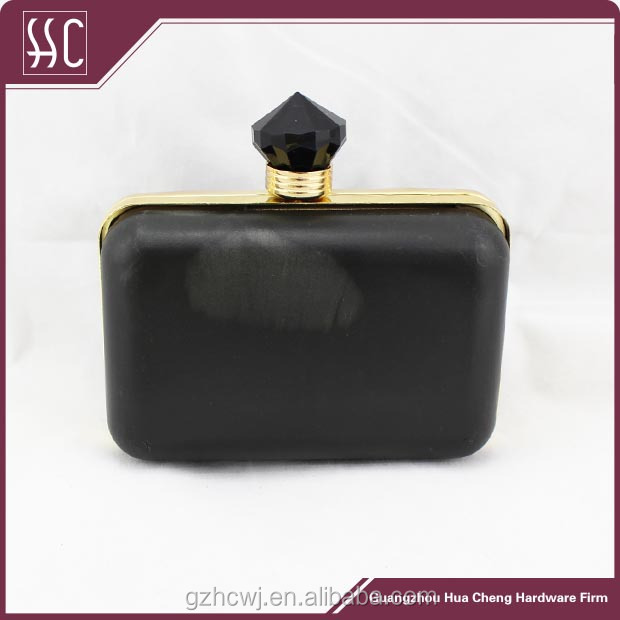 square clutch purse,luxury clutch box frame,handbag frame manufacturer