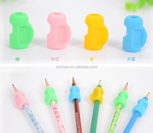 Pencil Grips Soft Gel Rubber Silicone Writing Aid for Left and Right Handed