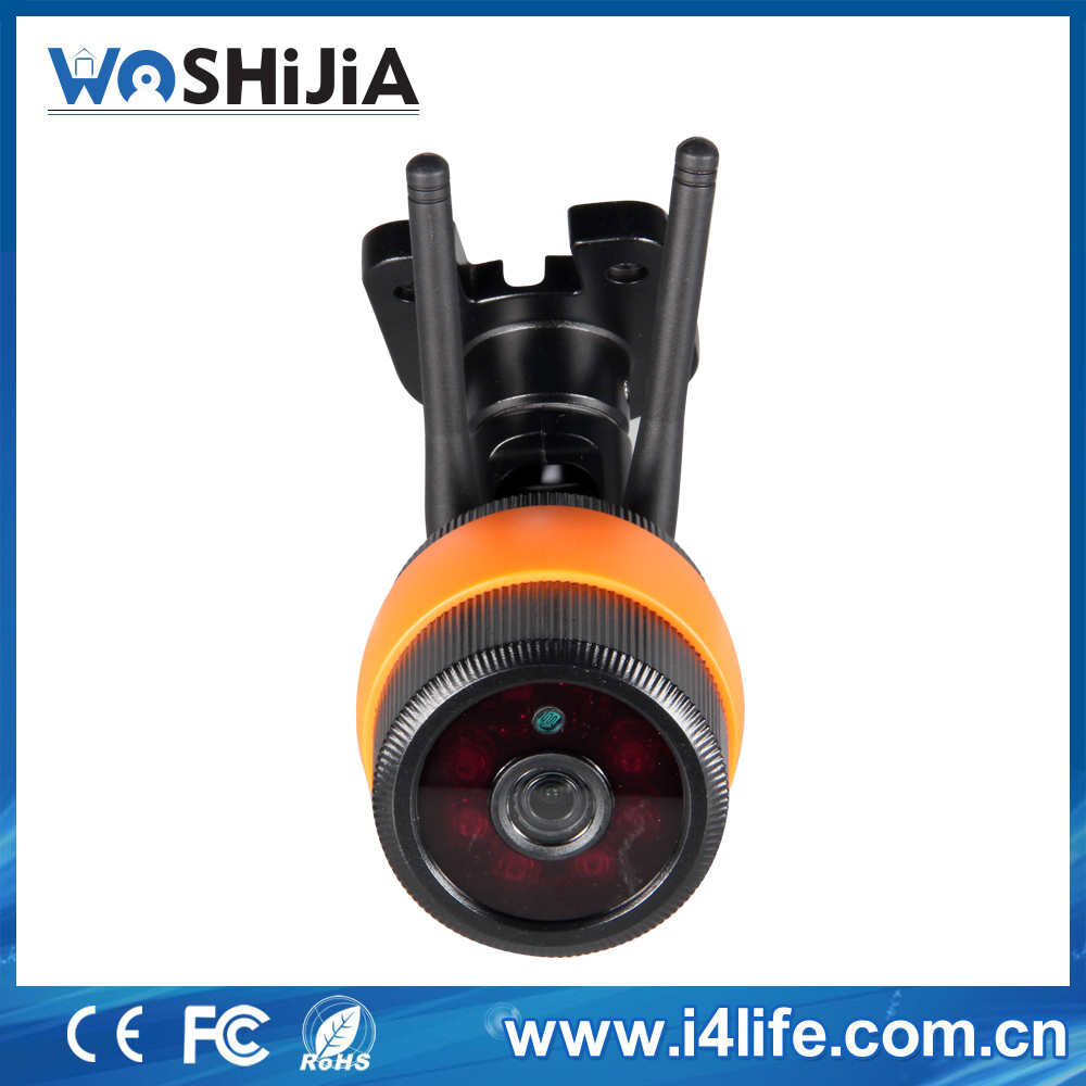2016 New Fashion Products CMS Outdoor Wireless IP Camera SD Card