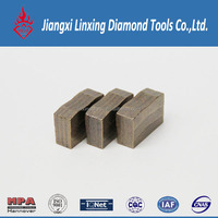 Cutting Granite Diamond Saw Blade Segment