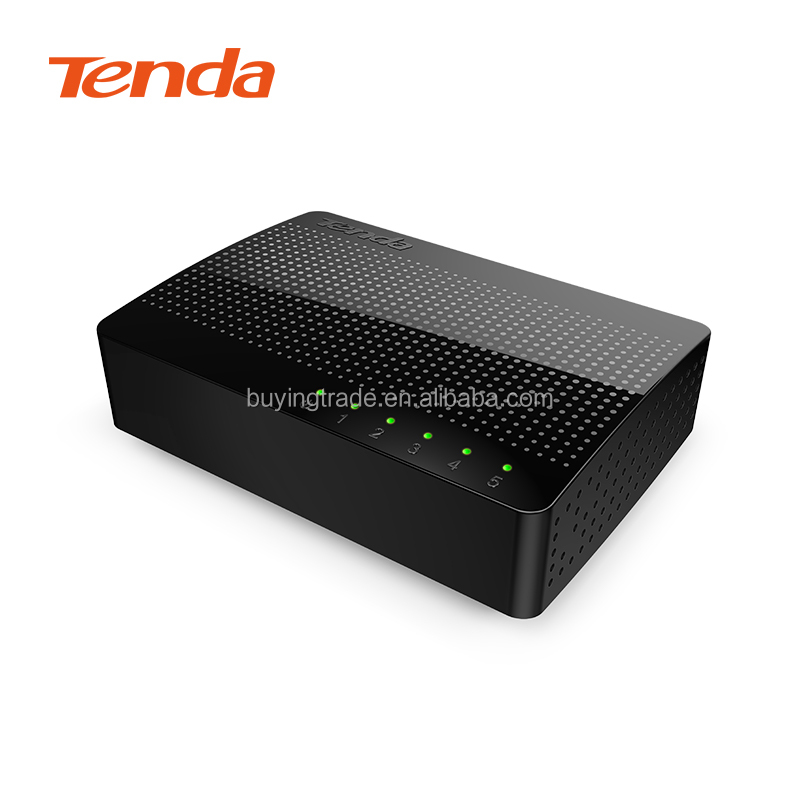 Tenda SG105 Network 5 Port Gigabit Switch Fast Ethernet Switch for home