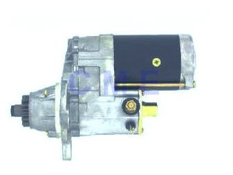 Starter motor used on Mitsubishi 6D22,6D20A,SK09,SK400