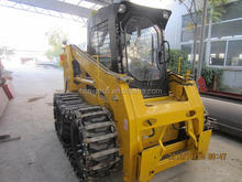 hot sale China Bobcat CE 125HP track skid steer loader in loaders