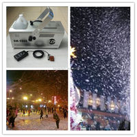 Modern Best-Selling bubble snow machine