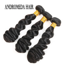 Wholesale retail vendors stock remy peruvian hair extension 100% human virgin hair