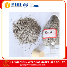Hot Sale Submerged Arc Welding Fluxes for Pipeline Types of Welding Flux Materials