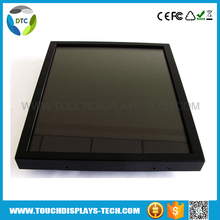 Surface acoustic wave technology lcd display capacitive touch screen