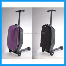 Aluminum Scooter Luggage Carrier