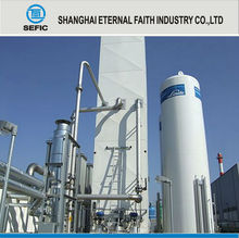 SEFIC Air Separation Plant Argon Production Plant O2 ASU